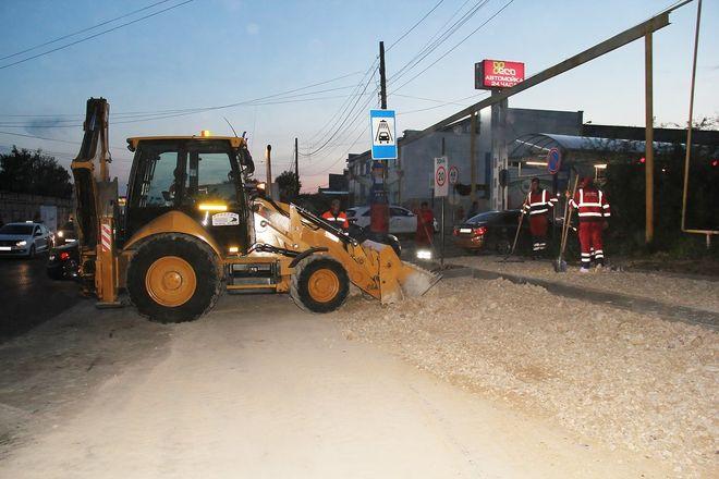 Новые парковки и тротуары появятся на улице Деловой - фото 1
