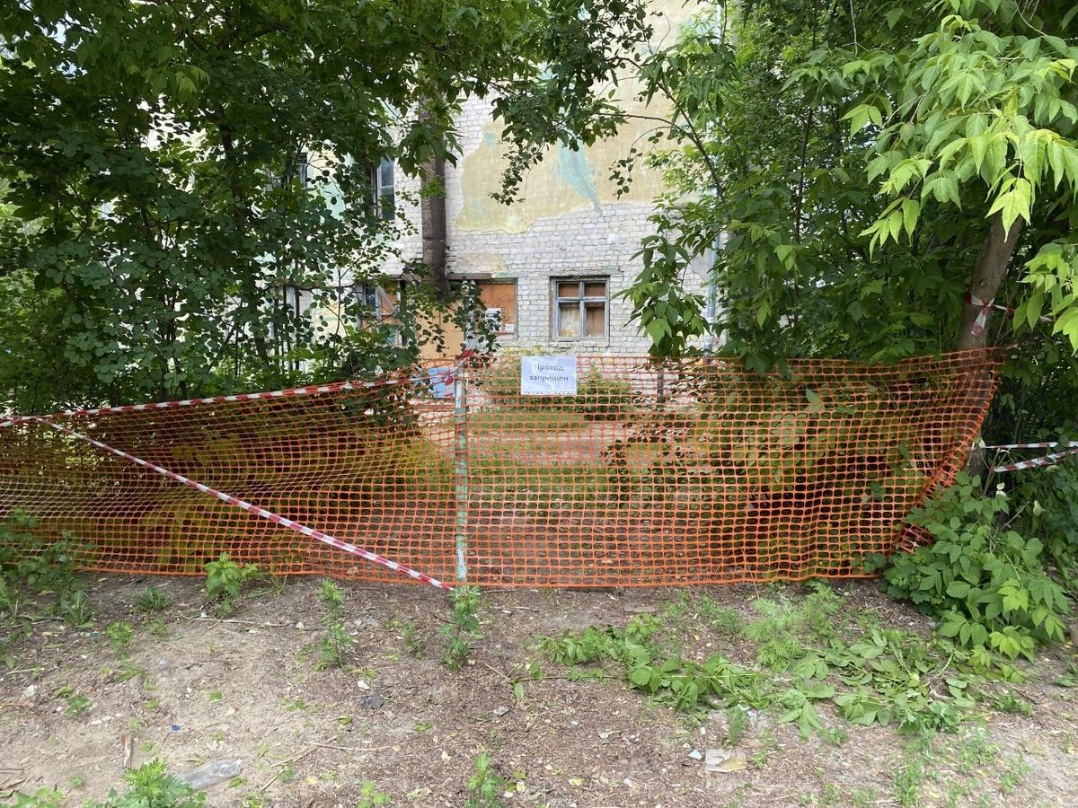 Администрация Дзержинска не может найти владельцев 20 комнат в обрушившемся доме на улице Ситнова - фото 1