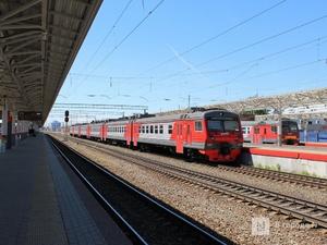 Отправление пассажиров с Горьковской железной дороги в январе—ноябре 2019 года выросло на 2%