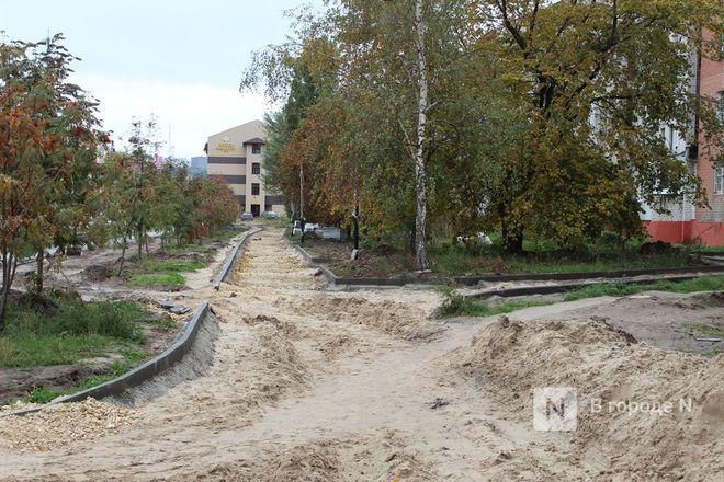 Пляж, качели, два фонтана: как преобразился Канавинский район - фото 73