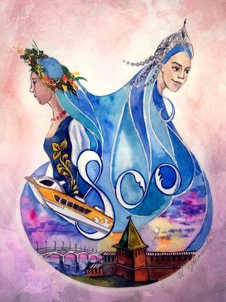 Дятлолень и Кот НиНот: кто станет талисманом 800-летия Нижнего Новгорода - фото 8