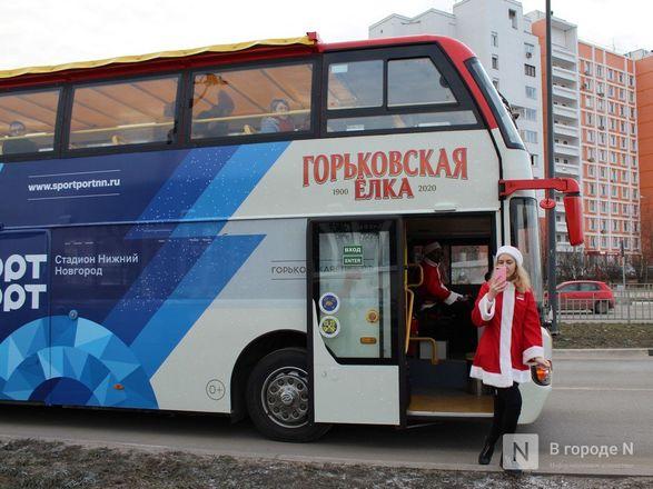 От вокзала до кремля на даблдекере: двухэтажный автобус начал курсировать по Нижнему Новгороду - фото 17
