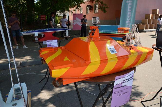 По стопам Кулибина: фестиваль изобретателей Rukami впервые прошел в Нижнем Новгороде - фото 14