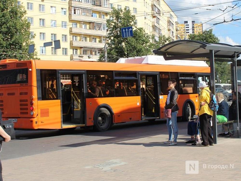 Минтранс призывает нижегородцев носить маски в общественном транспорте - фото 1