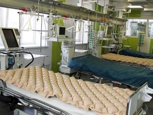 21% коечного фонда готов принять больных в Нижегородской области