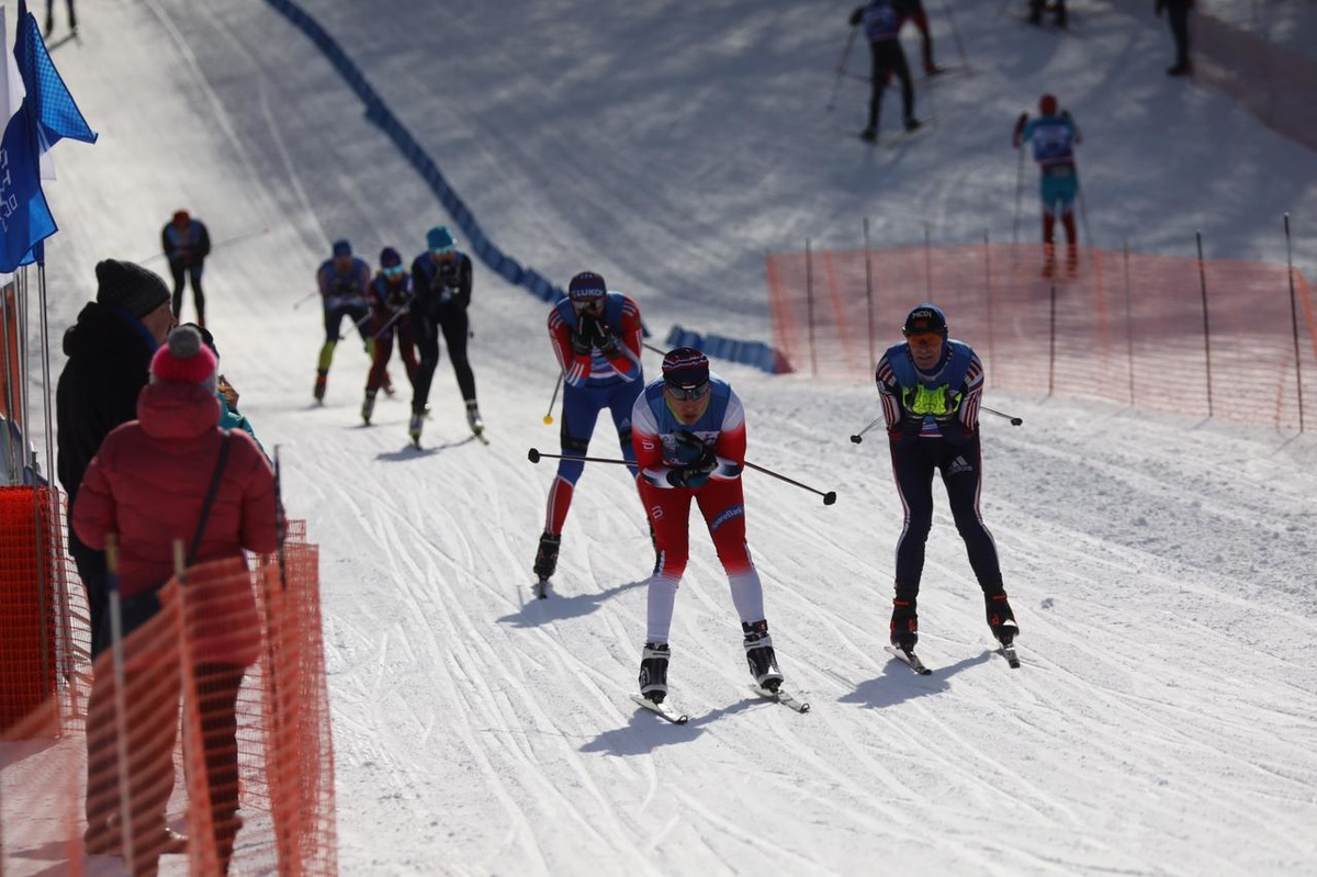 Почти 500 лыжников приняли участие в марафоне «Нижний 800» - фото 1