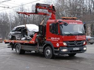 Разбитые автомобили напомнят нижегородцам о самых опасных участках дорог