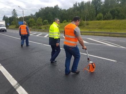 Ремонтные работы на Кстовской объездной дороге выполнены на треть