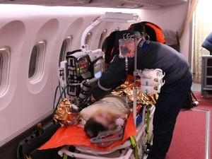 Пораженного током подростка из Карелии доставили в нижегородскую больницу