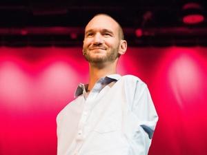 Всемирно известный оратор Ник Вуйчич выступит в Нижнем Новгороде