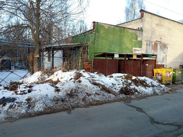 Нарушения выявлены на 8 контейнерных площадках в Приокском районе - фото 4