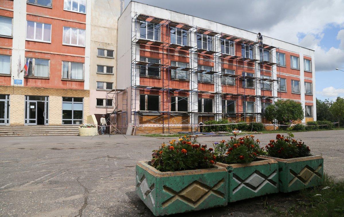 Чуть более трети школ Нижнего Новгорода готовы к новому учебному году - фото 1