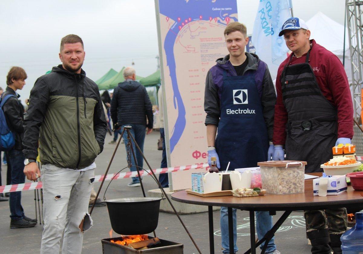 Еда и танцы: названы самые популярные фестивали нижегородского Дня города - фото 1