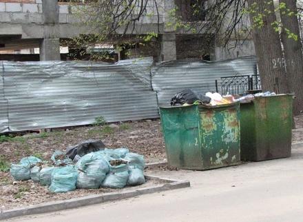 Более чем в пять раз снизилось число жалоб нижегородцев на мусор