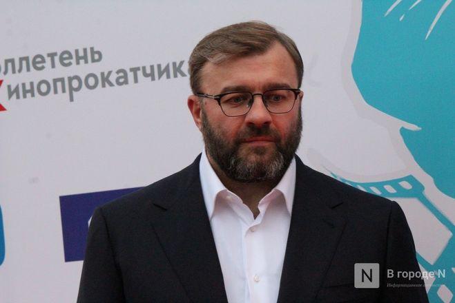 Маски на красной дорожке: звезды кино приехали на «Горький fest» в Нижний Новгород - фото 84