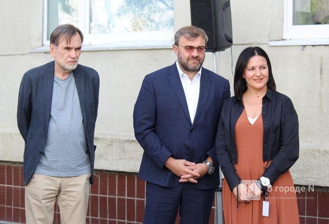 Пореченков и Сельянов открыли мемориальную доску Балабанову в Нижнем Новгороде - фото 17