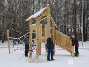 Скалодром и новые развлечения для детей появились в парке «Дубки»