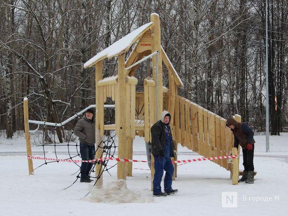 Скалодром и новые развлечения для детей появились в парке «Дубки» - фото 12