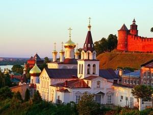Епархия не отказывается от планов построить храм в Нижегородском кремле
