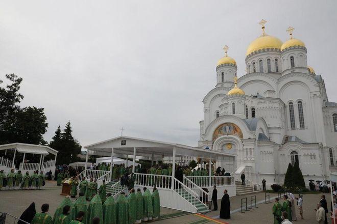 Торжества в честь Дней памяти Серафима Саровского начались в Дивееве - фото 9