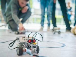 Нижегородские школьники создадут роботов-помощников