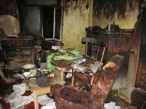 Следственный комитет возбудил уголовное дело по факту гибели двух пенсионеров при пожаре в Автозаводском районе