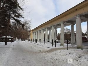 Проект благоустройства парка «Швейцария» будет сдан 28 февраля