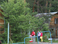 нужно детский лагерь в городецком районе от выксунского района делать