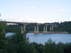 Схема движения на Мызинском мосту может измениться