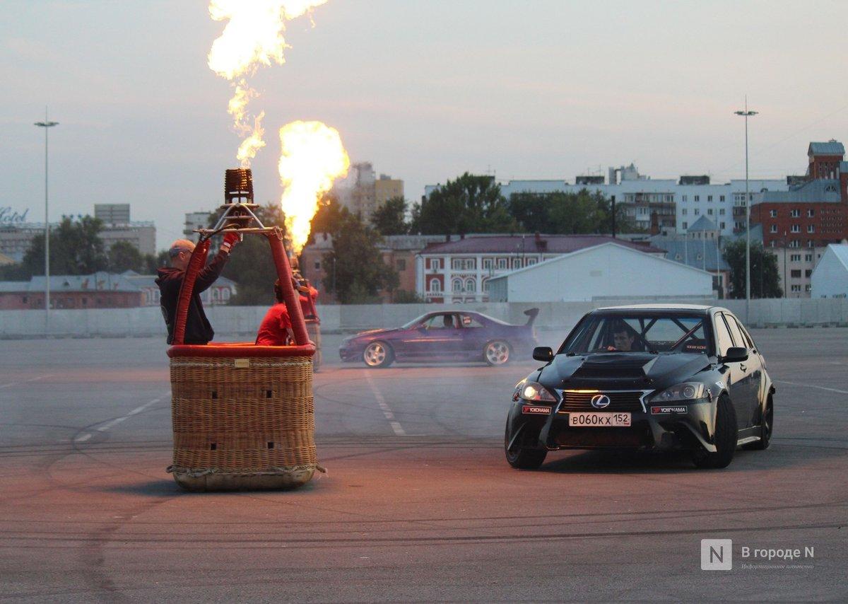 Рев моторов на Стрелке: дрифт 30 машин увидят нижегородцы в День города - фото 3