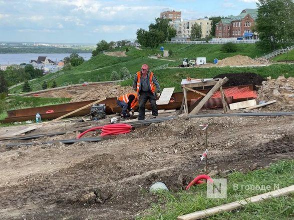 Салют над стройкой: каковы шансы подрядчиков благоустроить Нижний Новгород до юбилея - фото 23