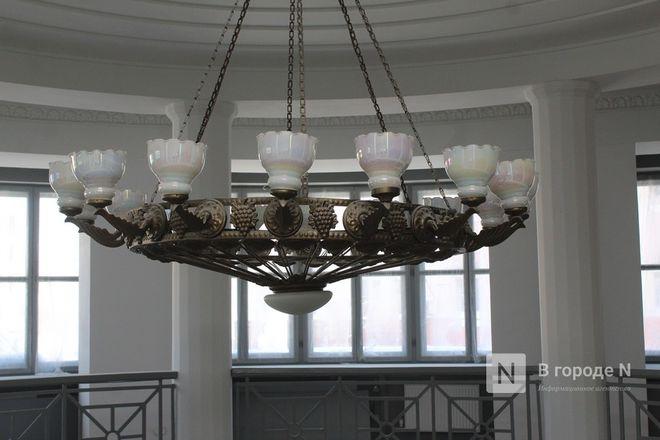 Как идет обновление центра культуры «Рекорд» в Нижнем Новгороде - фото 21