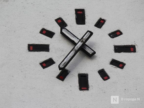 Хранители времени: самые необычные уличные часы Нижнего Новгорода - фото 44