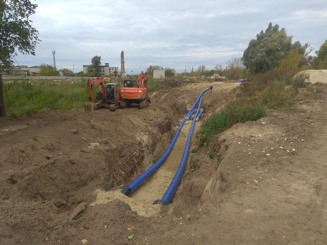 Почти полмиллиарда рублей потратят на строительство водовода в Шахунье - фото 1