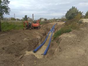 Почти полмиллиарда рублей потратят на строительство водовода в Шахунье
