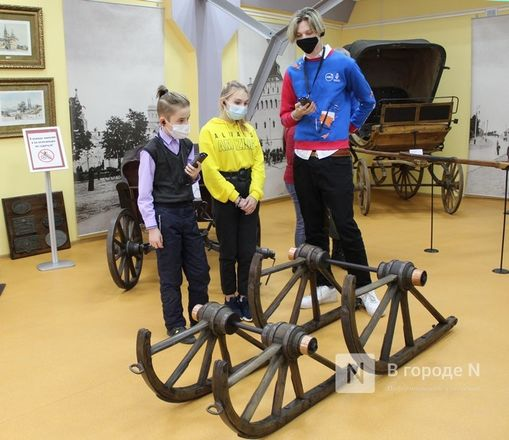Нижегородский технический музей стал доступен незрячим людям - фото 12