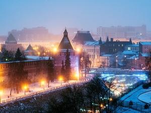 Территорию Нижегородского кремля приведут в порядок за 20 миллионов рублей