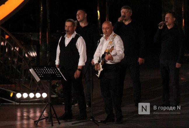 Огонь, вода и звезды эстрады: Как прошло гала-шоу 800-летия Нижнего Новгорода - фото 35