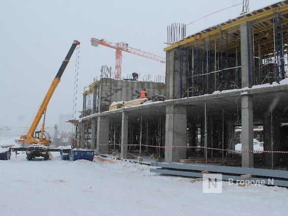 Школа будущего: как идет строительство крупнейшего образовательного центра Нижегородской области - фото 28