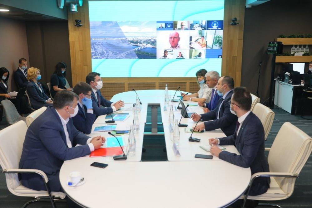 Новейшие цифровые сервисы протестируют в Нижегородской области до конца года - фото 1