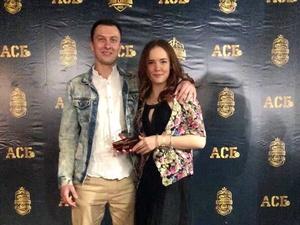 Представители ФКС получили награды от Ассоциации студенческого баскетбола