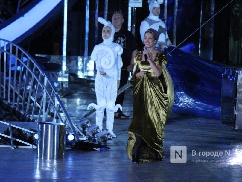 Огонь, вода и звезды эстрады: Как прошло гала-шоу 800-летия Нижнего Новгорода - фото 17