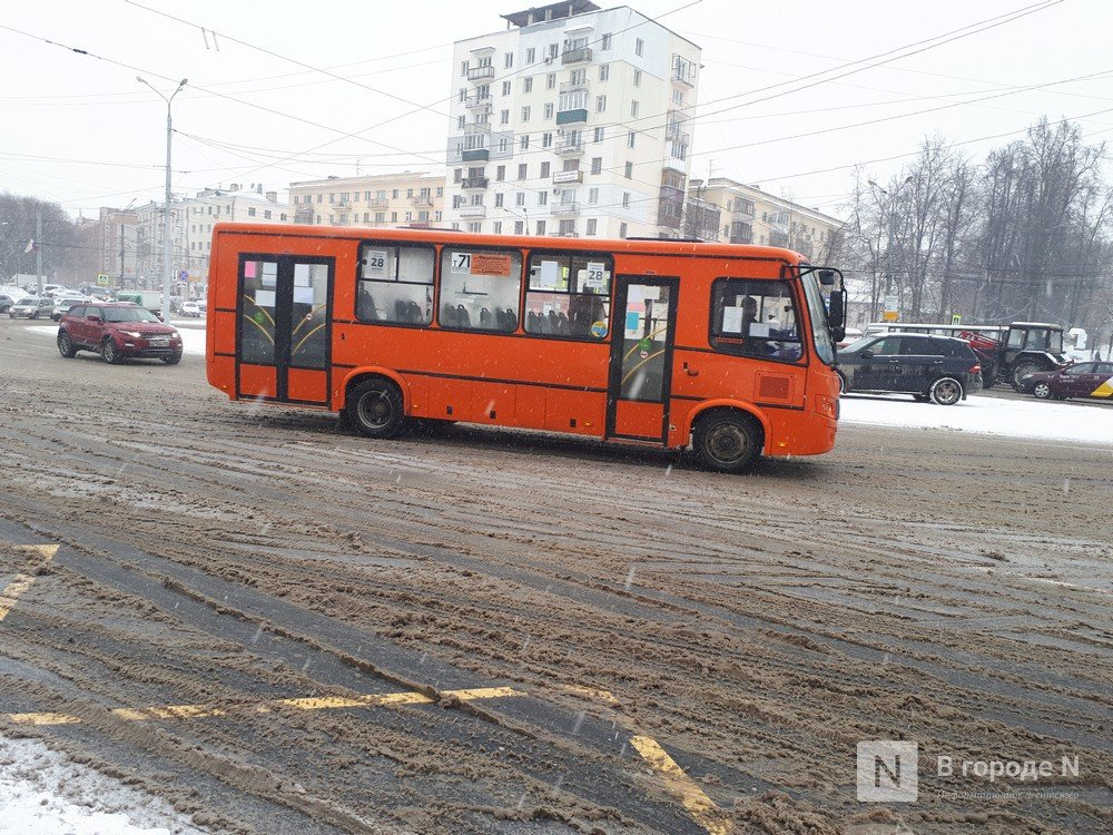 Нижегородским транспортникам дали неделю на разрешение ситуации с четырьмя отмененными маршрутками - фото 1