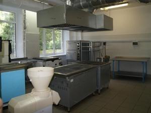 Новое оборудование на 4,5 млн рублей появилось на всех школьных пищеблоках Советского района