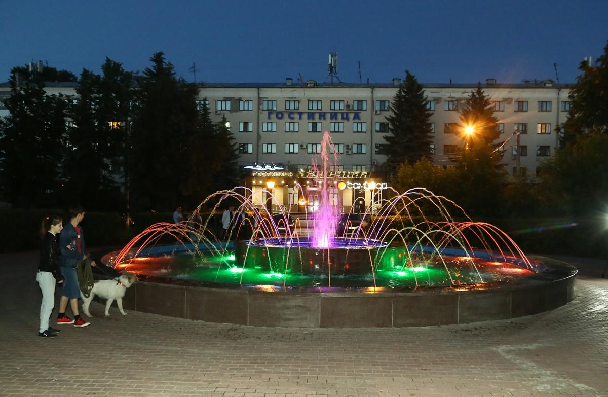 13 фонтанов реконструировали в Нижнем Новгороде - фото 1
