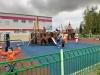 Спортивно-игровая площадка появилась в парке «40 лет Октября» в Пильне