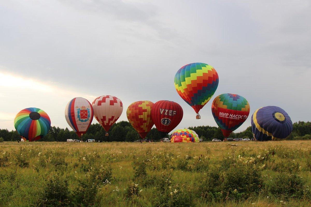 Ночное свечение воздушных шаров нижегородцы увидят в День города - фото 2