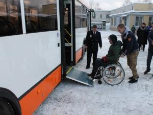 В Нижнем Новгороде предложено ужесточить санкции к перевозчикам за отказ в помощи инвалидам