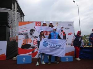 Сотрудники «Россети» победили в нескольких номинациях праздника спорта «День бега»