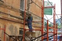 Нижегородский лицей №38 продолжает разрушаться